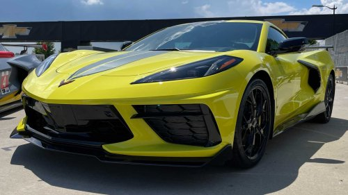 Unlike The Mustang, Chevy Says Corvette C8 Attracts Younger Buyers
