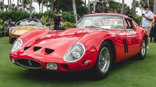 Ferrari 250 GTO - Condamné en cassation à la rembourser