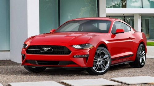 2022 Ford Mustang Losing Pony Pack, Gaining Coastal Limited Pack