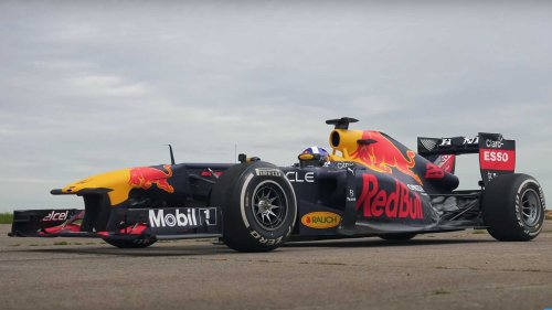UK: What does it take to beat an F1 car in a drag race?