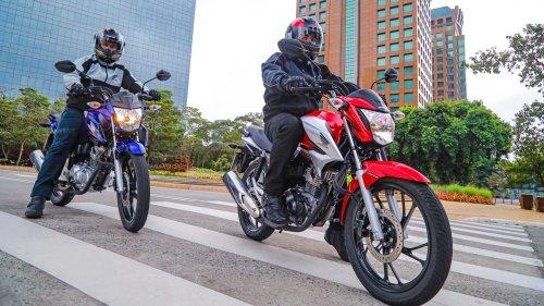 Nova Honda CG 160 2022 finalmente é apresentada com novo visual
