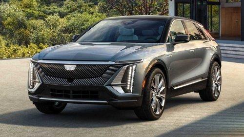 2023 Cadillac Lyriq Opens Its Order Books On September 18