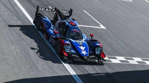 Realteam Hydrogen Redline: Porsche gewinnt in Monza