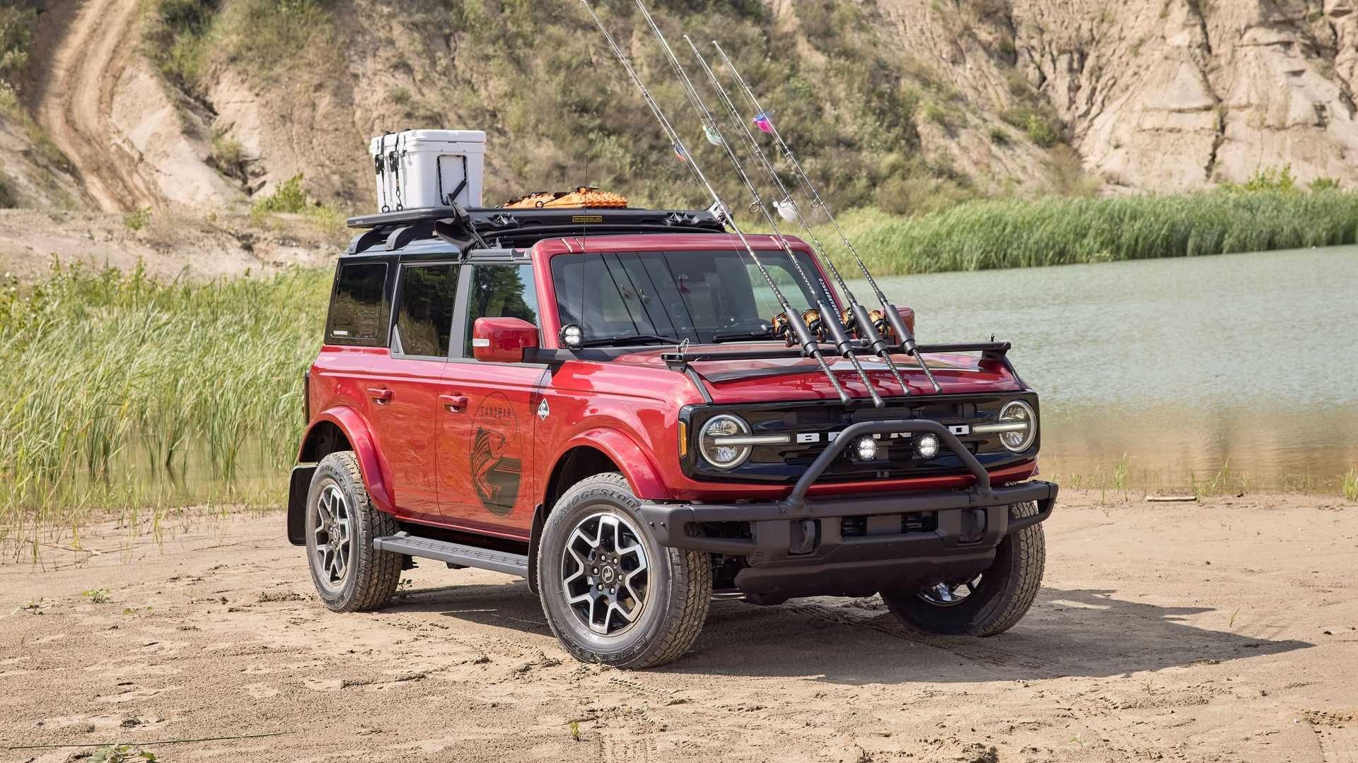 Ford Bronco Factory-Backed Accessories May Debut In Dedicated Event