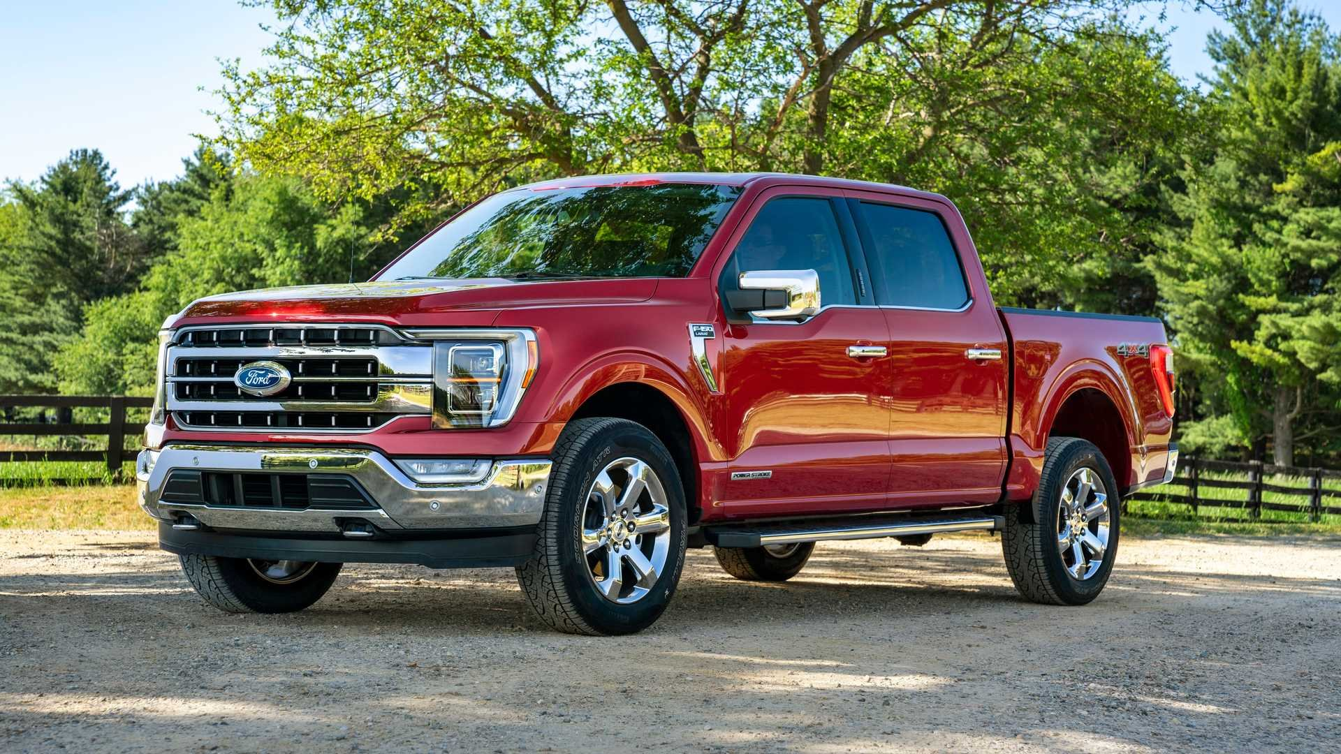 2021 Ford F-150 Engines Detailed: Hybrid Rated At 430 HP And 570 LB-FT