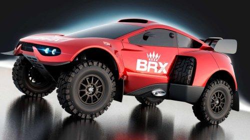 Prodrive reveals upgraded Dakar challenger