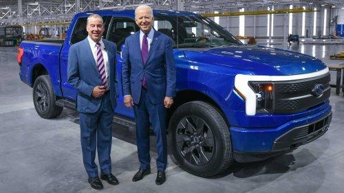 US-Präsident Biden will 50 Prozent E-Autos im Jahr 2030