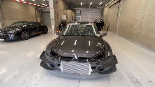 Vidéo - La Peugeot 106 de 670 ch qui traumatise des supercars