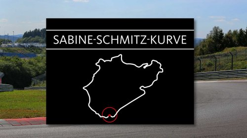 Sabine Schmitz Nurburgring Corner Officially Announced