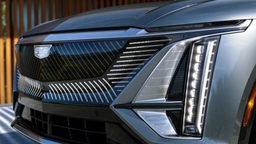 Cadillac Explains Why The 2023 Lyriq Lacks A Front Trunk