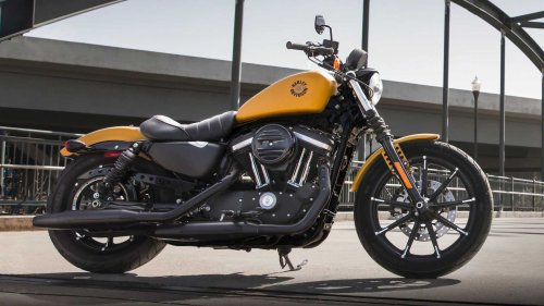 Recall: Some Harley-Davidson Sportsters May Have Headlight Issue