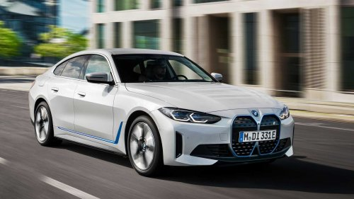 BMW exec says automaker is capping EV range at 373 miles