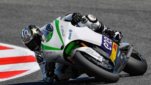 Michelin Pioneers Process To Recycle Used MotoE Race Tires