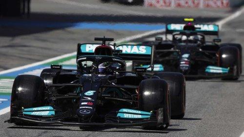 Mercedes explains decision to start Spanish GP on soft tyres