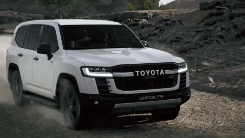 Toyota Allegedly Working On Diesel-Electric Hybrid Powertrain