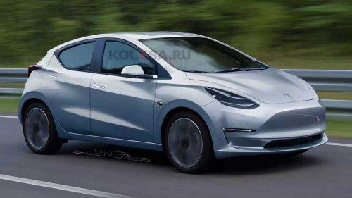 £18,000 Tesla envisioned as distinctly European looking hatchback