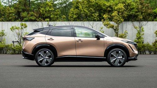 Nissan Ariya Electric Crossover: Everything We Know