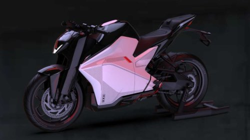 The Ultraviolette F77 Electric Motorcycle Is Nearing Launch
