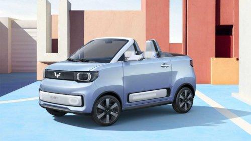 Dieses knuffige Elektro-Cabrio aus China kommt nach Europa!