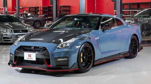 Nissan GT-R ganha versão Nismo Special Edition