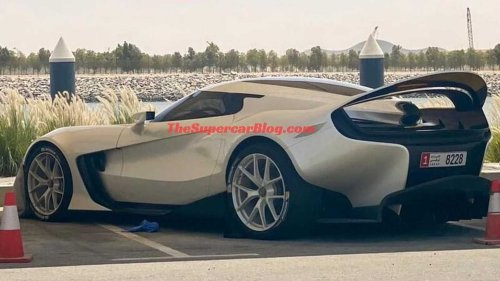 Rumored Bespoke Ferrari F125 TDE Spied Looking Absolutely Wild