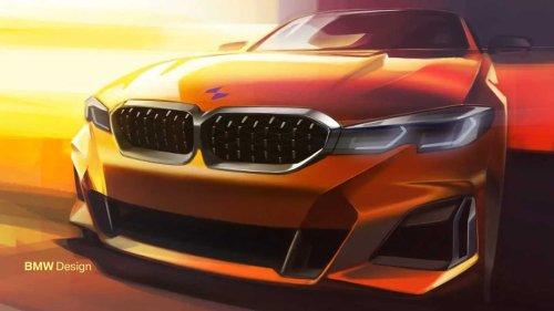 BMW Neue Klasse-Plattform: Debüt 2025 mit Elektro-3er?