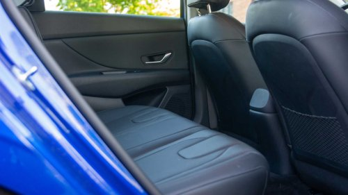 These Cars Have The Best Car Seats Out There, According To J.D. Power