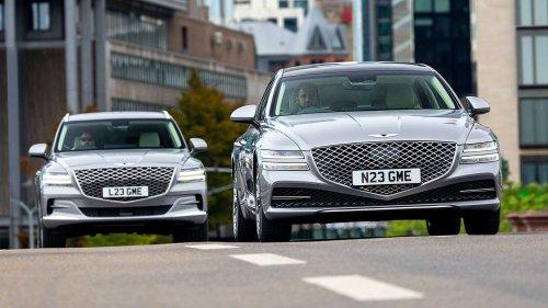 Genesis Masuk Pasar Eropa, Siap Saingi BMW dan Mercedes