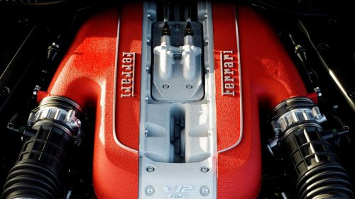 Ferrari Announces V12 Engine With More Than 830 Horsepower