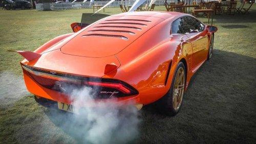 Cette Lamborghini Huracan de 2000 ch file à 500 km/h