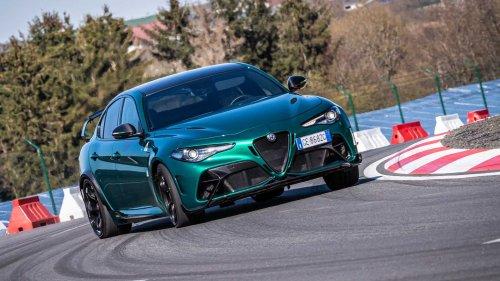 Alfa Romeo Giulia GTAm - Premier essai de la Giulia extrême