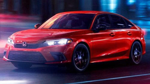 2022 Honda Civic Pricing Leaks From Dealership Material: Report