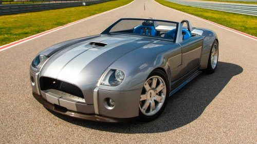 One-Off Ford Shelby Cobra 'Daisy' Concept Headed To Auction