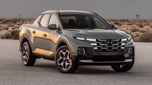 Nova Hyundai Santa Cruz 2022 é revelada com porte de Fiat Toro