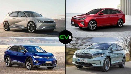 Welche Elektroautos taugen am besten als Familienkutsche?