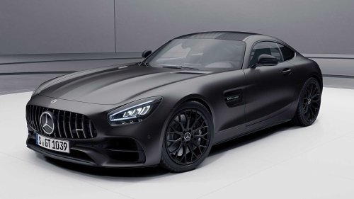Mercedes-AMG GT Coupe And Roadster Production Reportedly Ending In December