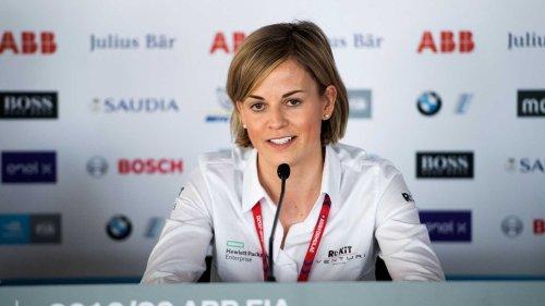 """Susie Wolff: """"Ein Wolff in der Formel 1 ist genug!"""""""