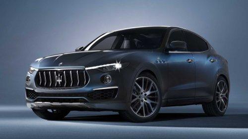 Le Maserati Levante Hybrid arrive avec un 4 cylindres de 330 ch