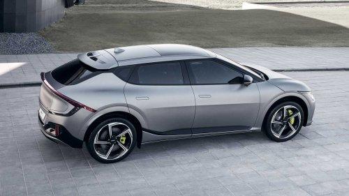 Mobil Listrik Kia EV6 Laku Keras di Eropa