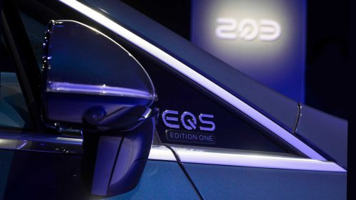 Mercedes Explains Why The 2022 EQS Still Has Traditional Mirrors