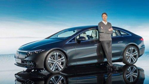Mercedes bereitet sich auf Verbrenner-Ende 2030 vor