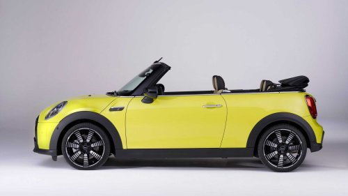Next electric Mini Cooper will get convertible body style in 2025