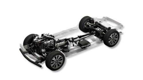 Mazda Announces Two-Stage Electrification Plan