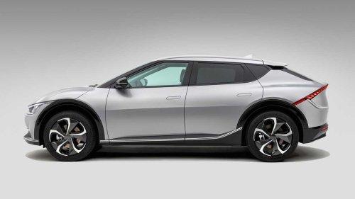 Kia EV6: Erste Test-Eindrücke vom neuen Elektro-Crossover