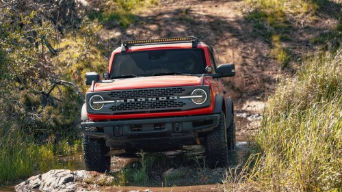 2021 Ford Bronco Owner's Manual Emerges In All Its 552-Page Glory