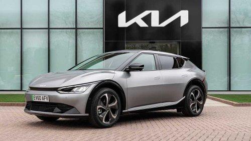 Kia EV Sales Exceed 10,000, Including 2,654 EV6 In September