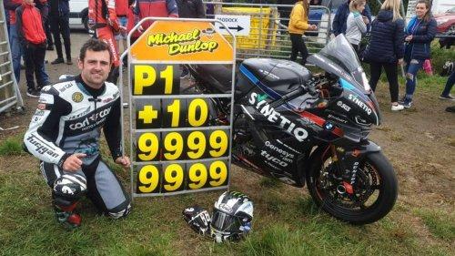 Michael Dunlop seizes five wins at 2021 Armoy Road Races