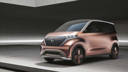 Nissan bringt neues Elektro-Kei-Car auf den japanischen Markt