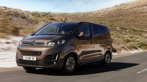 UK: Electric Citroen e-SpaceTourer range revamped with lower starting price