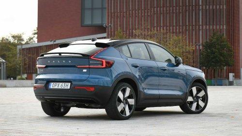 Volvo C40 Recharge (2021) im Test: Ein-C-artig